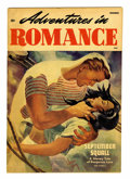 Golden Age (1938-1955):Romance, Adventures #1 (St. John, 1949) Condition: FN/VF....