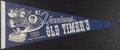 Baseball Collectibles:Others, 1969 New York Yankees Photograph Pennant....
