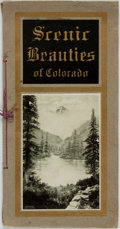Books:Art & Architecture, [The Scenic Art Company]. Scenic Beauties of Colorado. Denver, Colorado: Published by the Scenic Art Company and Dis...