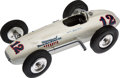 Miscellaneous Collectibles:General, Circa 1980 Miniature Racing Car--Indy Roadster #12....