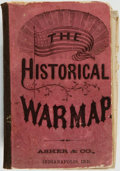 Books:Maps & Atlases, [Asher & Co.]. The Historical Warmap. Indianapolis, Ind.: Asher & Co., [n.d. circa 1870]. ...