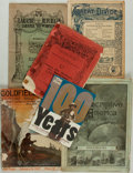 Books:Periodicals, [Americana]. Group of Six Midwest Periodicals. Various publishersand dates.... (Total: 6 Items)
