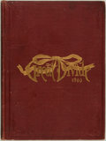 Books:Periodicals, [Bound Periodicals]. Twelve Monthly Issues of The GreatDivide. Denver: The Great Divide Pub. Co., 1893. ...