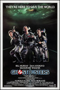 """Movie Posters:Comedy, Ghostbusters (Columbia, 1984). One Sheet (27"""" X 41""""). Comedy.. ..."""