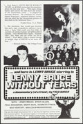 "Movie Posters:Documentary, Lenny Bruce without Tears (Fred Baker Films, 1972). One Sheets (10) (Identical) (27"" X 41"") Flat Folded. Documentary.. ... (Total: 10 Items)"