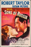 """Movie Posters:War, Song of Russia (MGM, 1944). One Sheet (27"""" X 41""""). War.. ..."""