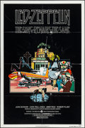 """Movie Posters:Rock and Roll, The Song Remains the Same & Other Lot (Warner Brothers, 1976).One Sheets (2) (27"""" X 41""""). Rock and Roll.. ... (Total: 2 Items)"""