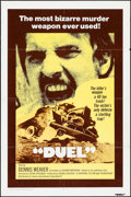 "Movie Posters:Action, Duel & Other Lot (Universal, 1972). One Sheets (2) (27"" X 41"").Action.. ... (Total: 2 Items)"