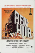 "Movie Posters:Academy Award Winners, Ben-Hur (MGM, R-1974). One Sheet (27"" X 41""). Academy Award Winners.. ..."