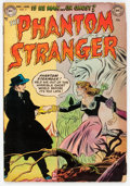 Golden Age (1938-1955):Horror, The Phantom Stranger #3 (DC, 1953) Condition: GD+....
