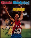 Olympic Collectibles:Autographs, Bruce Jenner Signed Card and Photograph....