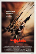 "Movie Posters:Horror, The Howling (Avco Embassy, 1981). One Sheet (27"" X 41""). Horror.. ..."