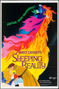 "Movie Posters:Animation, Sleeping Beauty (Buena Vista, R-1979). One Sheet (27"" X 41"") Flat Folded Style A. Animation.. ..."