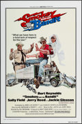 "Movie Posters:Comedy, Smokey and the Bandit (Universal, 1977). One Sheet (27"" X 41"") FlatFolded. Comedy.. ..."