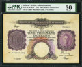 World Currency, Malaya Board of Commissioners of Currency $1000 1.1.1942 (1945) Pick 16.. ...