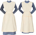 "Movie/TV Memorabilia:Costumes, A Pair of Carole Lombard and Anne Shirley Nurse Uniforms from ""Vigil in the Night.""... (Total: 2 )"