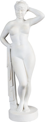 A Mae West Famous Plaster Statue, Circa 1935