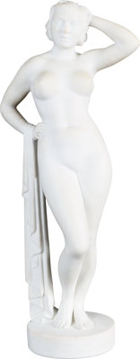 A Mae West Famous Marble Statue, Circa 1935