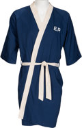Music Memorabilia:Costumes, Elvis Presley Owned and Worn Robe Gifted to Tommy Sands....