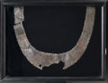 Pre-Columbian:Metal/Gold, A Chimu Hammered Copper Necklace...