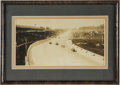 Miscellaneous Collectibles:General, 1916 Indianapolis 500 Starting Field Original Photograph....