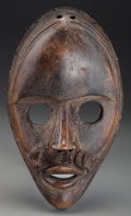 Tribal Art, DAN, Liberia. Fine Runner Mask ...