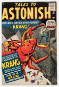 Silver Age (1956-1969):Horror, Tales to Astonish #14 (Marvel, 1960) Condition: FN+....