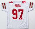 Football Collectibles:Uniforms, Joey Bosa Signed Ohio State Buckeyes Jersey. ...