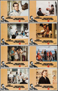 "Movie Posters:Academy Award Winners, One Flew Over the Cuckoo's Nest (United Artists, 1975). Lobby Card Set of 8 (11"" X 14""). Academy Award Winners.. ... (Total: 8 Items)"