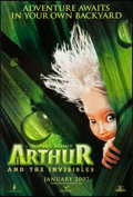 "Movie Posters:Animation, Arthur and the Invisibles (MGM, 2006). One Sheets (51) Identical (27"" X 40"") SS Advance. Animation.. ... (Total: 51 Items)"