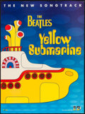 "Movie Posters:Animation, Yellow Submarine (Capital Records, R-1999). Promotional Soundtrack Posters (2) (18"" X 24"" & 12.25"" X 12.25"") DS. Animation.... (Total: 2 Items)"