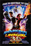"Movie Posters:Adventure, The Adventures of Sharkboy and Lavagirl 3-D (Dimension, 2005). Autographed Mini Poster (13.5"" X 20""). Adventure.. ..."
