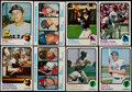 Baseball Cards:Sets, 1973 Topps Baseball Complete Set (660). ...