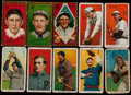 Baseball Cards:Lots, 1909-11 T205 & T206 Collection (70)....