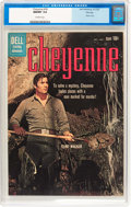 Silver Age (1956-1969):Western, Cheyenne #18 File Copy (Dell, 1960) CGC NM/MT 9.8 Off-whitepages....