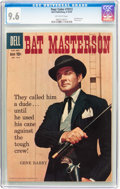 Silver Age (1956-1969):Miscellaneous, Four Color #1013 Bat Masterson (#1) (Dell, 1959) CGC NM+ 9.6 Off-white pages....