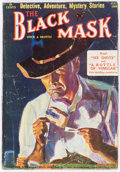 Pulps:Detective, Black Mask - July 1924 (Fictioneers Inc.) Condition: VG-....