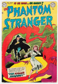 Golden Age (1938-1955):Horror, The Phantom Stranger #2 (DC, 1952) Condition: VG....