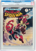 Magazines:Superhero, Spectacular Spider-Man #2 (Marvel, 1968) CGC NM+ 9.6 Whitepages....
