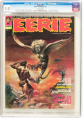 Magazines:Horror, Eerie #34 (Warren, 1971) CGC NM/MT 9.8 Off-white pages....