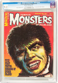 Magazines:Horror, Famous Monsters of Filmland #34 (Warren, 1965) CGC NM- 9.2 Cream to off-white pages....