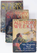Pulps:Adventure, All-Story Weekly Box Lot (Munsey, 1918-20) Condition: Average FR.... (Total: 33 Items)