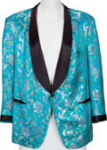 Music Memorabilia:Costumes, B.B. King Stage-Worn Jacket (Montreux, 1993). ... (Total: 2 Items)