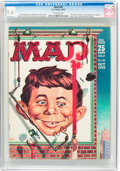 Magazines:Mad, MAD #50 (EC, 1959) CGC NM+ 9.6 Off-white pages....