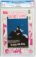 Bronze Age (1970-1979):Horror, Sinister House of Secret Love #2 (DC, 1972) CGC NM+ 9.6 Whitepages....