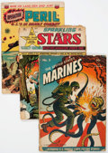 Golden Age (1938-1955):Miscellaneous, Comic Books - Assorted Golden and Silver Age Comics Group of 31 (Various Publishers, 1950s-60s) Condition: Average FR.... (Total: 31 Comic Books)