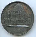 Expositions and Fairs, 1893 World's Columbian Exposition, Edward Ely Company Medal, Eglit-225....