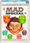 Magazines:Mad, MAD Special #1 (EC, 1970) CGC NM 9.4 Off-white pages....