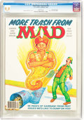 Magazines:Humor, MAD Super Special #55 More Trash from MAD - Gaines File Copy Pedigree (EC, 1986) CGC MT 9.9 White pages....