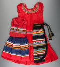 American Indian Art:War Shirts/Garments, Four Seminole Cloth Garments... (Total: 4 Items)